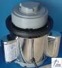 Floor scrubbing motor with gearbox 215