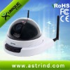 2.0 Megapixel IR Dome IP Camera Wireless