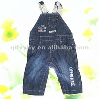 2012 new style children's casual jumpsuit