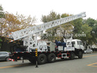 TRUCK MOUNTED DRILLING RIG DRILLING TRUCK DRILLING DEPTH 600m