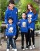 high quality family hoodies