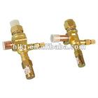 air conditioner service valve