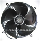 350mm coolling axial fan motor
