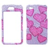 protective case/ hard plastic cell phone case/my touch 3G case
