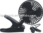 CAR FAN WITH CLIP