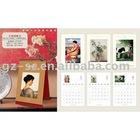 Classical Table Calendar