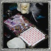 Fashion rhinestone sticker