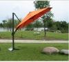 300cm aluminum Cantilever patio umbrella