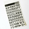 Alphabet Sticker