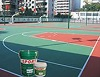 SPORTS COURT coating