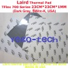Best Quality Thermal Silicon Pad 23CM*23CM*1MM, Laird Tflex 700 Series Gap Filler Material For Laptop, Desktop, Chip, etc