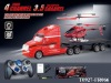 3.5 rc helicopter hobby+truck combo