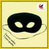 2012 hot 180g non-woven material halloween eye mask