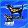 Acrylic awards display/acrylic medal prize