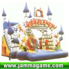 2012 hot sale&funny inflatable castle,inflatable house