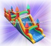 inflatable sports obstacle/inflatable obstacle/bouncy castle