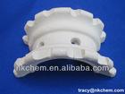 Ceramic Super Intalox For Sulfuric Acid Tower