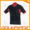 Short-sleeve cycling jersey