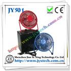 USB electric bladeless fan