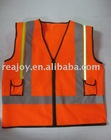 luminous safety vest