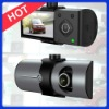 HD.264 Dual Lens Car Black Box with 5M 2 million CMOS wafer