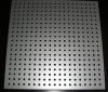 Acoustic aluminum honeycomb panel