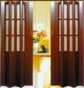 PVC piastic folding door