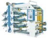 YT-6800 Six-colour Flexographic Printing machine