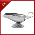 Stainless Steel Sauce Boat (WT-K120)