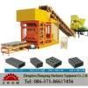 Semi-automatic Cement Block making machine