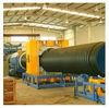PP/PE/HDPE Double Wall Corrugated Pipe Production Line