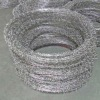 galvanized iron wire barbed wire (30 Years Factory)