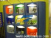 Stainless Supermarket metal display stand supplier