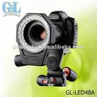 ring light led camera GL-LED48A