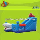 GMIF-16 outdoor playground equipment, amusement park equipment, inflatable slide