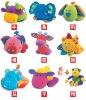 TOLO Free Shipping MOQ 10pcs Soft Toys,Tolo Classics,Baby Educational Toys(9 kinds of animals)