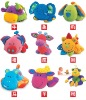 TOLO Free Shipping MOQ 10pcs Soft Toys,Tolo Classics,Baby Educational Toys(9 kinds of animals)