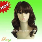 Super Pretty Stylish Brown Curl human hair wig