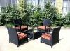 Outdoor/garden/patio dining sofa/chair sets