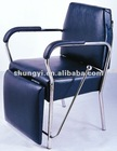 Black Recline Shampoo Chair