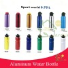 aluminum water bottle 750ml