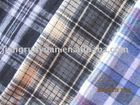 100% cotton yarn dyed flannel