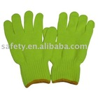 Safety Cotton Working Gloves