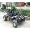 50cc/150cc black go kart buggy with 2 seats