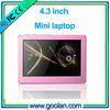 2012 cheapest!!learning laptop for kids Resistance Touch LCD Android 4.0.3