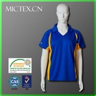 100% polyester short sleeve woman clothes dri fit shirts wholesale polo t-shirt