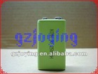 9V AAA 250mah/600mah battery for cameras + longer working time