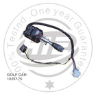GOLF CAR 1025 175 Turn Signal Switch