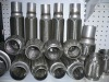 stainless steel inner braid flex exhaust pipe