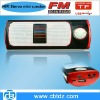 Fashionable portable mini digital mp3 speaker